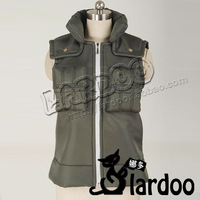 Naruto kakashi vest cosplay male customize