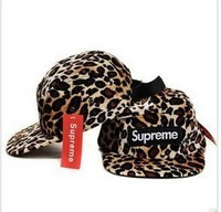 Hot Obey baseball Snapback Leopard grain Hats Hip-Hop adjustable bboy Cap .a