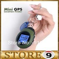 Portable Outdoor travel Mini Handheld GPS Receiver Tracker Navigator sports mini GPS Location Finder Keychain travel gps device