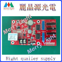 low price led control card  led pixel controller Automatically find the network interface functions Free Shipping