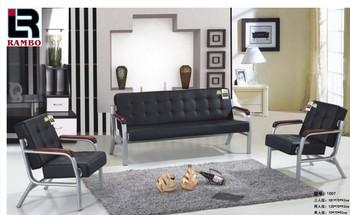 Rambo office sofa leather office sofa fashion office sofa