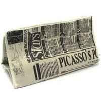Novelty tissue box Nice Vintage Newspaper Facial Tissue Box Case Holder  Tissue cover