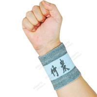 Bamboo charcoal fiber wrist support sports wrist support nano bamboo charcoal wrist support a0675