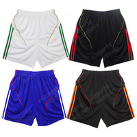 Paintless football pants football shorts badge sports shorts fitness running beach pants