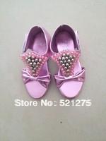 2013 New Hot Style Child Girls Shoes Summer Children  Slip-resistant Kids Princess Sandals