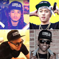 Bigbang gd hiphop street fashion trend of the classic color baseball cap simple