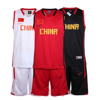 National basketball clothing basketball clothes set basketball clothing jersey printing