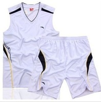 Anta basketball clothes Men basketball competition clothing jersey basketball set basketball training service printing