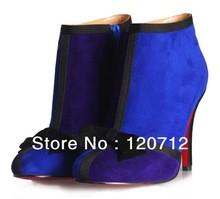 wholesale blue boots
