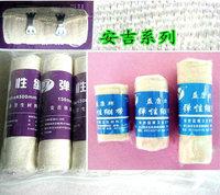 50pcs DHL 20% off Medical elastic bandage gauze bandage elastic bandage stovepipe bandage elastic sports bandage