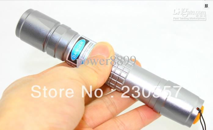 450nm 3000mw/3Watt Waterproof focusable blue laser pointers burning torch +aluminium case+free shipp(China (Mainland))