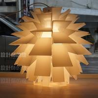 Modern brief american pp pinecone pendant light