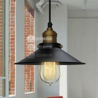 Loft rh american style vintage small pendant light