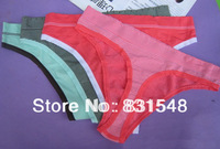 new 2014 sexy panties free shipping sexy seamless Tablet T ladies T underwear Ultra-thin non-trace thongs erotic