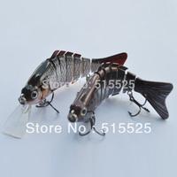 Hot sale! 2pcs/lot fishing lure hard lure fishing bait deep water lure free shipping