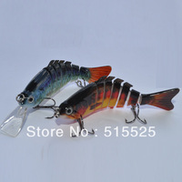 Hot sale! 2pcs/lot fishing lure wholesale hard lure fishing bait