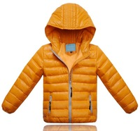 Free shipping ! High quality Retail Boys children's Winter white duck down jackets Baby down coat Jackets outerwear thickening