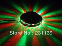36Pcs/Carton Free Shipping Wholesale Disco DJ Stage Lighting LED UFO Effect Party Light