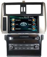 2010 Toyota Prado Car GPS Navi DVD Player,Radio,Ipod