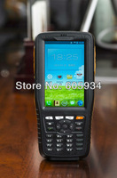 4 core 1.2G Android 4.1 protable mobile computer terminal PDA with 1D/2D barcode GPS 3G WCDMA EVDO BT WIFI HF UHF RFID(MX9900)