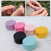 Free Shipping 10pcs/lot  Wipe The Screen With Mobile Phone Earphone Cord Cable