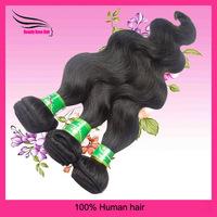 Mix length Brazilian Hair, Body wave, Virgin Remy hair, 5pcs/lot 14~28inch, cheaper than luffy hair, DHL Free Shipping