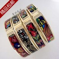 Frey male women's openings wide bracelet