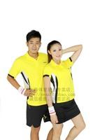 Eagle brand fashion male Women lovers badminton clothes