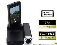 Magellan x1 double lens hd driving recorder belt 1080p infrared remote control