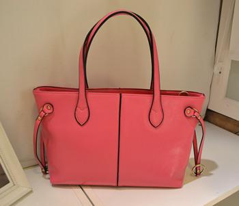 Fashion genuine leather tote bag oil leather messenger bag brief formal one shoulder women's cowhide handbag bags