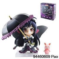 free shipping Japanese anime Nendoroid Accel World Kuroyukihime Cute doll pvc figure toys in box