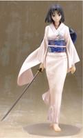 Free shipping Japanese Anime kara no kyoukai ryougi shiki kimono Sexy 1/7 Scale PVC Figure Model toys New in box