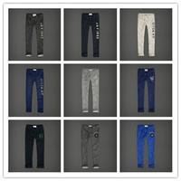 Fashion pkaf sports trousers Men 100% cotton   pants casual 60