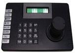 PTZ Controller with 3D (Pan/Tilt,Zoom) Joystick