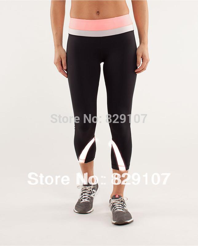 Lululemon wonder elastic underpant clothes wholesale lululemon yoga