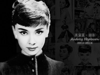 FREE SHIPPING!!!Hollywood classic nostalgia series postcards/Vintage postcards/100*140mm/12 pieces per set/Audrey Hepburn
