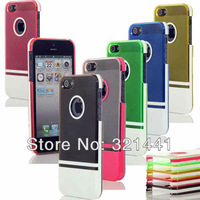 Ultra-Thin Light Clear Glossy Hard Case Cover Shell For Apple iPhone 5 5G th + Stylus + Screen Film