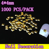[XMDT-042] 1000PCS/PACK (One Style) Nail Metallic Decoration 3D Metal alloy Nail Art Decoration + Free Shipping