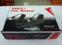 free shipping 56k V.92/V.90 USB fax modem