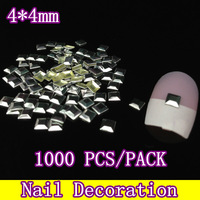[XMDT-041] 1000PCS/PACK (One Style) Nail Metallic Decoration 3D Metal alloy Nail Art Decoration + Free Shipping
