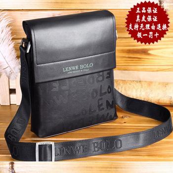 Shoulder bag genuine leather messenger bag male bags cowhide fashion casual bag travel bag