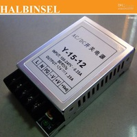 15w power supply LED switch power supply 5v 12v 24v