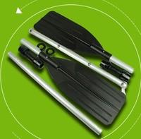 Inflatable boat /Paddle aluminum Oars aluminum alloy propeller aluminum paddle rubber boat Aluminum alloy Oars
