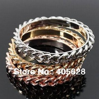Fashion chain round bangle