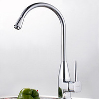 Sink kitchen hot and cold faucet dandinghe