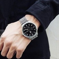 Ring waterproof commercial fashion table sports mens watch male lovers watch