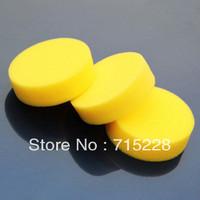 Limited car waxing sponge car wash sponge cleaning sponge polishing sponge Free Shipping B195