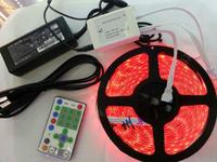 5050 54 waterproof symphony water lights set high bright led strip 12v low voltage smd