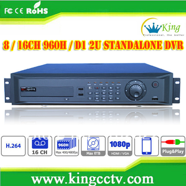 960H video audio mini dvr recorder 8 channel HK-S8208F realtime FD1 Resolution 8HDD HDMI Support IPhone Andorid Ipad(China (Mainland))