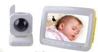 7 Inch LCD Screen Wireless Nightvision Baby Monitor - VOX Two Way calling Audio,Motion Detection